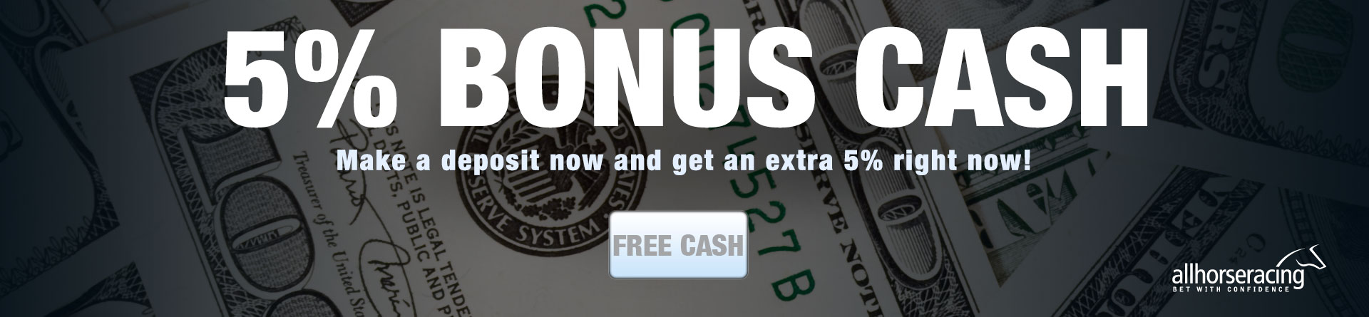 Get 5% Bonus Cash Back