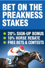 Preakness Stakes bet now