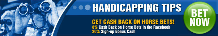 Bet on Handicapping horse racing